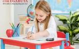 Tạo góc học tập đúng cách giúp trẻ tăng động nâng cao sự tập trung chú ý