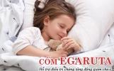 Trẻ em khó ngủ thiếu chất gì? – Nhận biết sớm, bổ sung ngay!